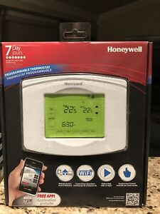 Honeywell Thermostate (WiFi)