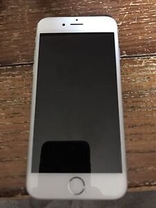 iPhone 6 128gb silver /Rogers
