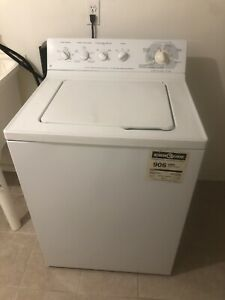 White washer