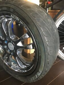 Rims and tires  $400.00 or best offer