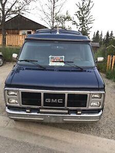 1990 GMC G2500 Vandura