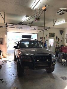 Jeep grand cherokee vendre ou échange