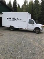 Local moving and delivery