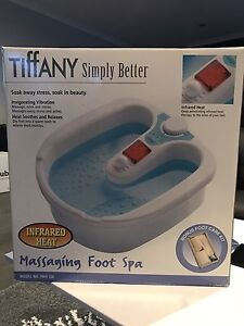 Tiffany massaging foot spa Morley Bayswater Area Preview