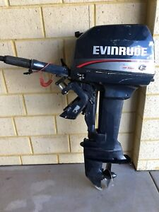 Evinrude 8hp outboard