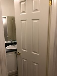 One room in basement available for rent.