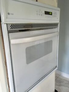 27 inch wall oven Profile GE convection