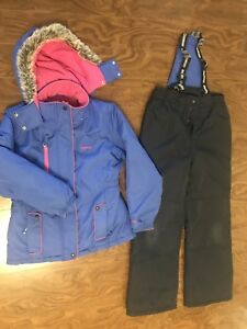 Girls Oshkosh Snowsuit size 14