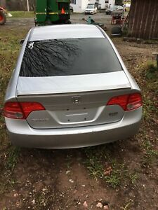Civic Honda 2008 manual