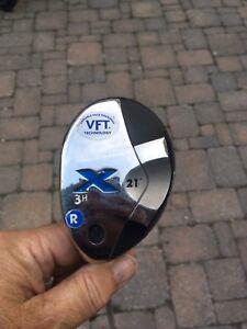Bâton de golf hybride