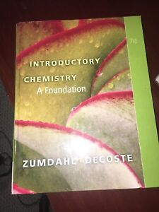 CHEM 1P00 introductory to chemistry