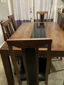 (SOLD) Dining table set