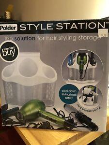 Hair Styling Storage Caddy