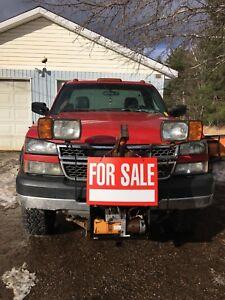 2005 Chevy Silverado 2500 hd