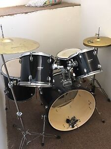 Ludwig Accent Cs Combo Drums