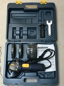 Brand New! Master craft Angle Grinder Kit