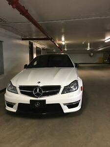 2013 Mercedes C63 AMG Coupe - price reduced