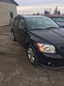 2007 Dodge calibre SXT