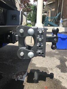 Gen y torsion trailer hitch