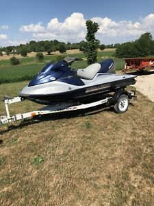 2004 Seadoo GTX Limited (3 seater/reverse)