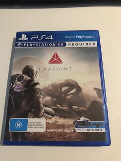 Farpoint PS4 VR Woolloongabba Brisbane South West Preview