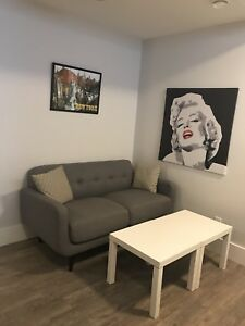 FOR RENT MAY 1ST 2bdrm furnished legal basement suite