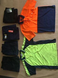 All for $40 (Bnew & used Work wear)