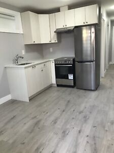 BRAND New 1 BD suite Available Now