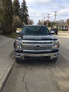Chev 1500 True north pkg