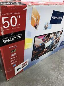 """Télé SANYO LED SMART TV 50""""pouce"""