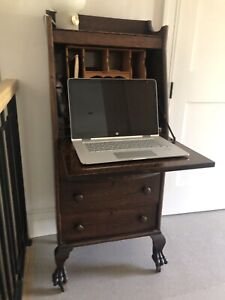 Laptop desk - small space, great storage
