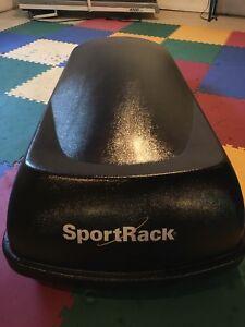 Sportrack cargo box