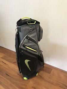 Nike Performance Golf Cart Bag