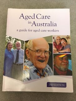 aged care australia textbooks gumtree australia free local rh gumtree com au aged care in australia a guide for aged care workers 2nd edition Aged Care Nursing