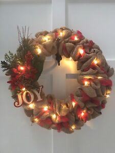 FarmHouse Festive Wreaths