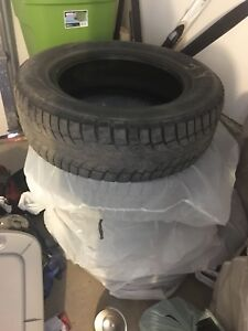 Winter studded tires 225 65 17 $20 for all four!!!