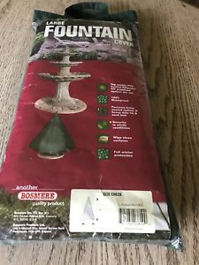 BOSMERE Fountain Cover Size Large BRAND NEW