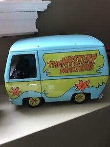 Scooby The Mystery Machine
