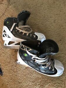 Goalie Skates size 9