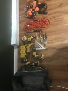 Dewalt drywall tools +