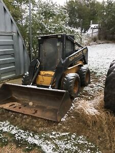 98 new holland lx885 skid steer