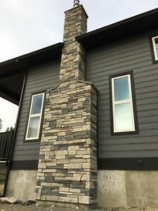 Large box cultured stone