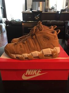 Air Uptempo Wheat size 9.5