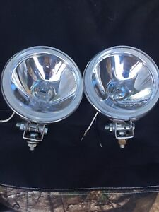 "4"" halogen pods"