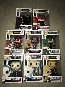 POP Vinyl DC Figures