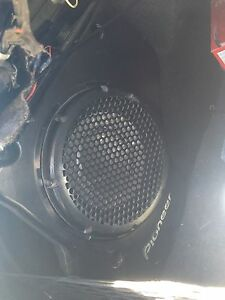 Pioneer subwoofer for G5, cobalt