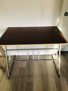 Table and Office chair for sale