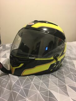 Motorcycle Gear (Helmet, Jacket, Pants, Gloves, Boots)