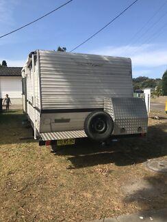 Millard Caravan 4 Bunk Family Van Gateshead Lake Macquarie Area Preview
