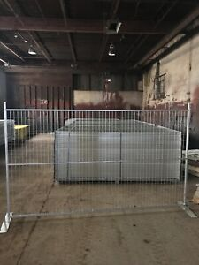 Temporary Construction Fence for SALE